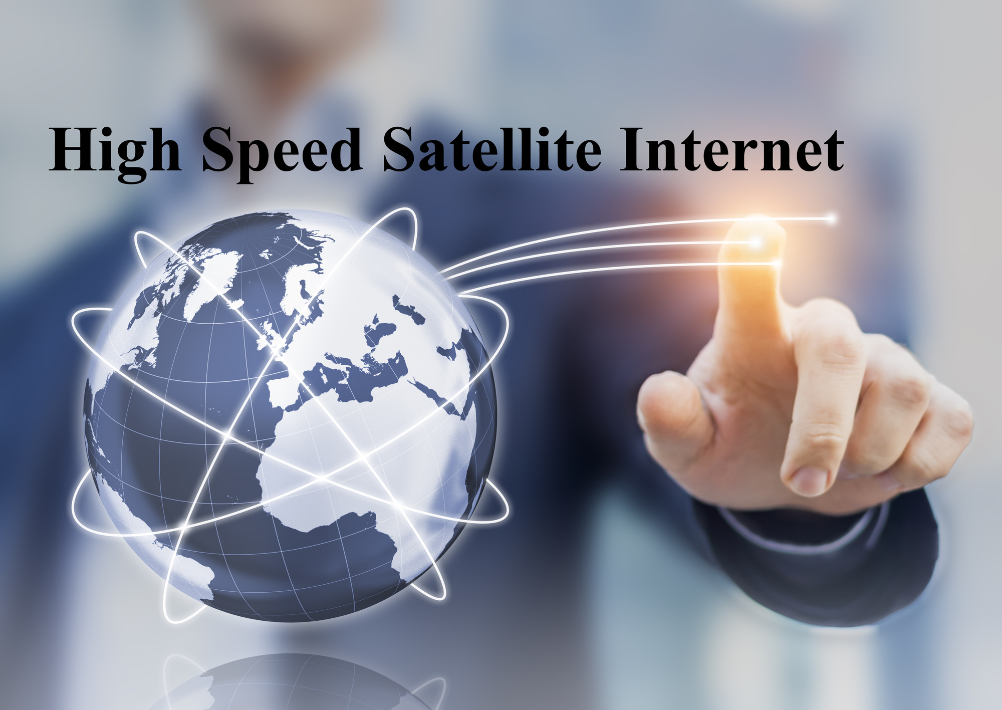 How Do Satellite Internet Data Caps Work?
