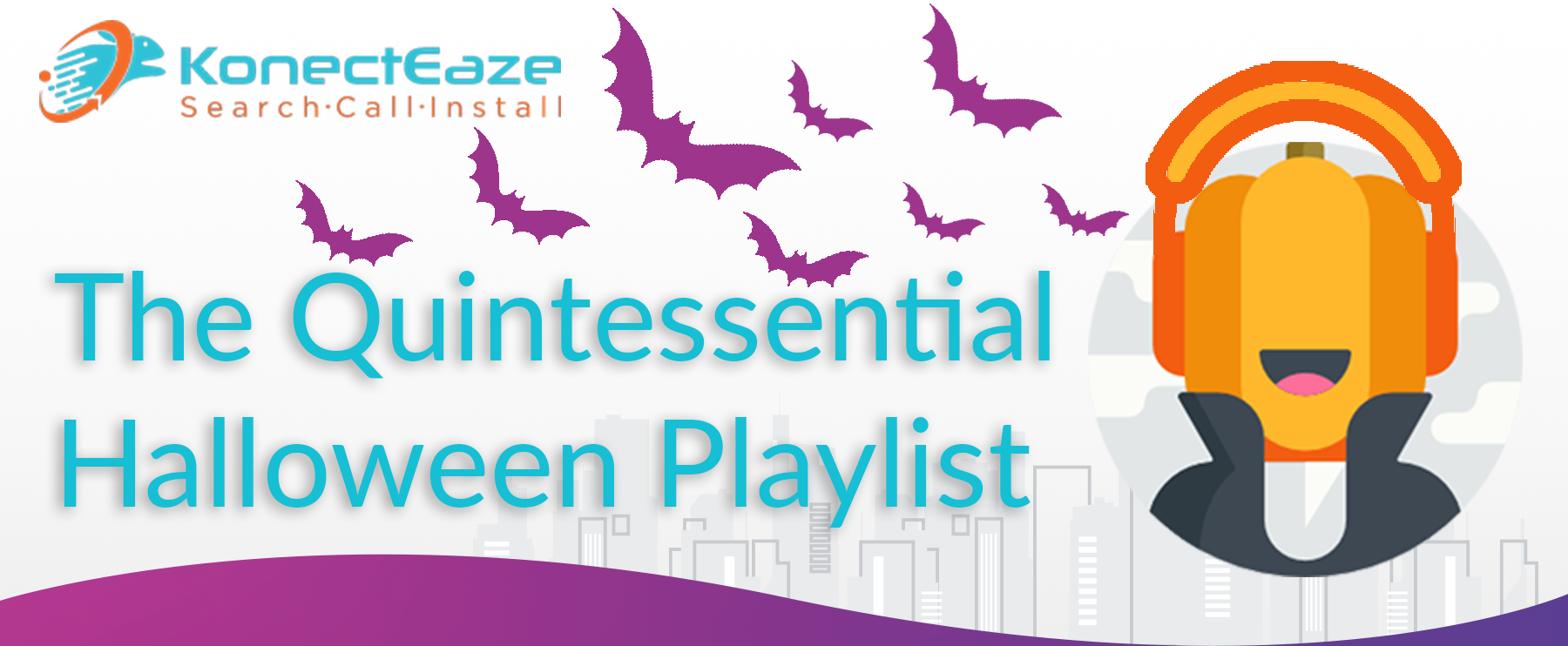 The Quintessential Halloween Playlist