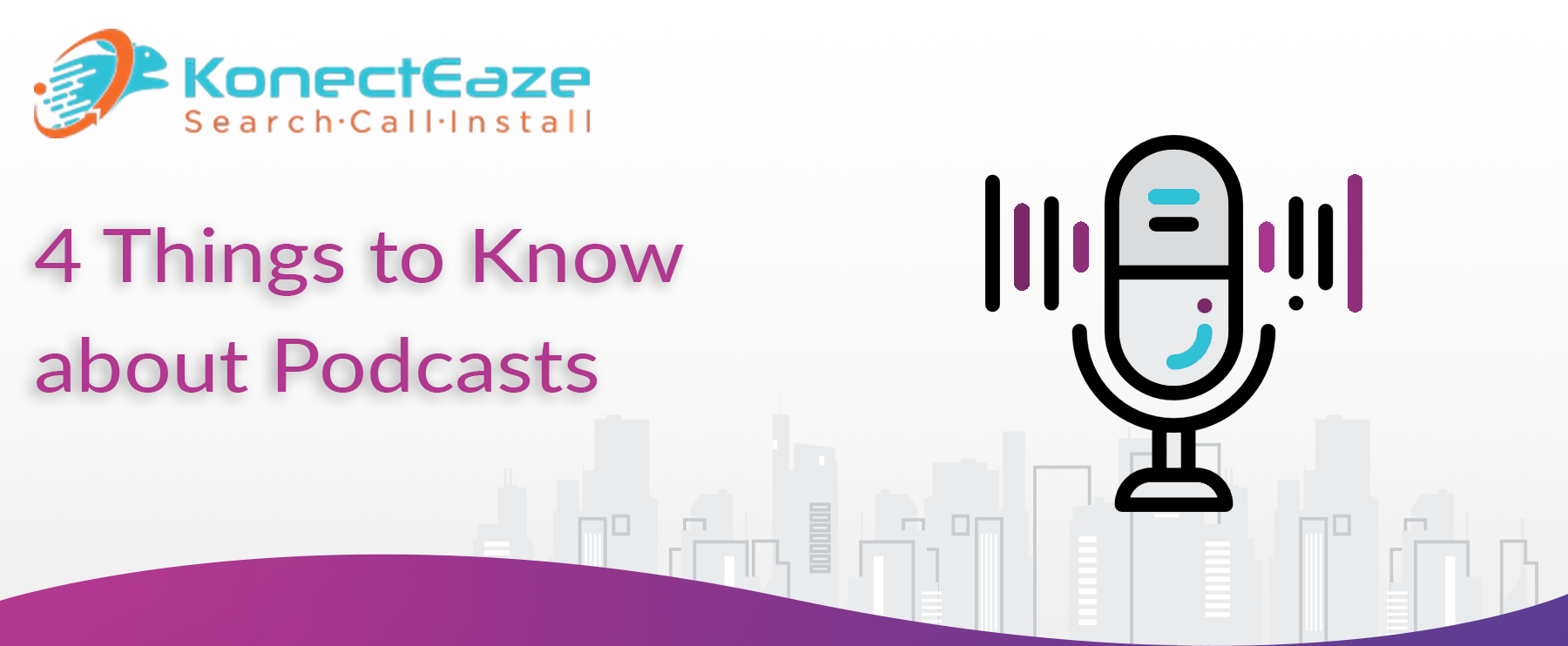 4 Things to Know about Podcasts