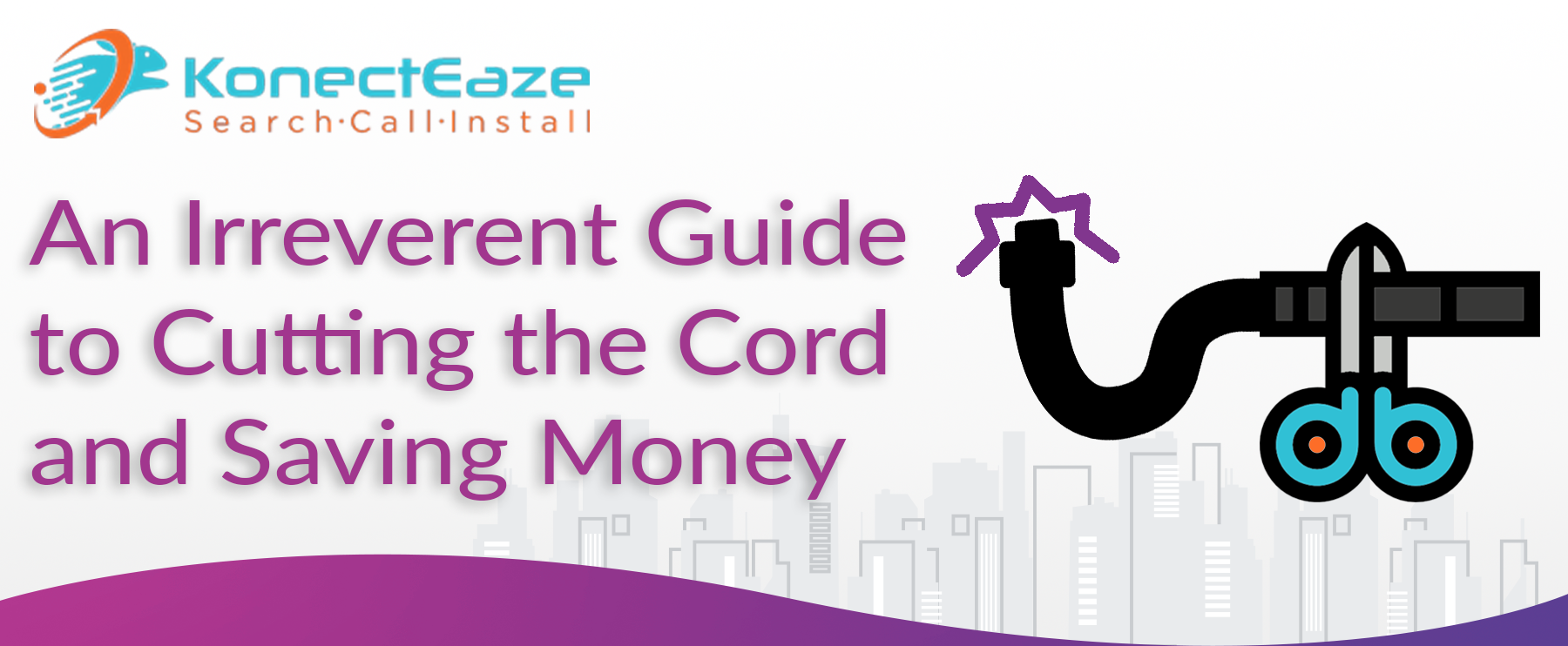 An Irreverent Guide to Cutting the Cord and Saving Money