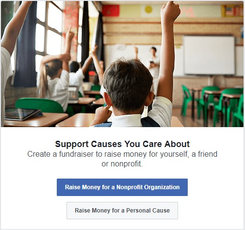Saving Face: The New Facebook Birthday Donations Contribution Feature