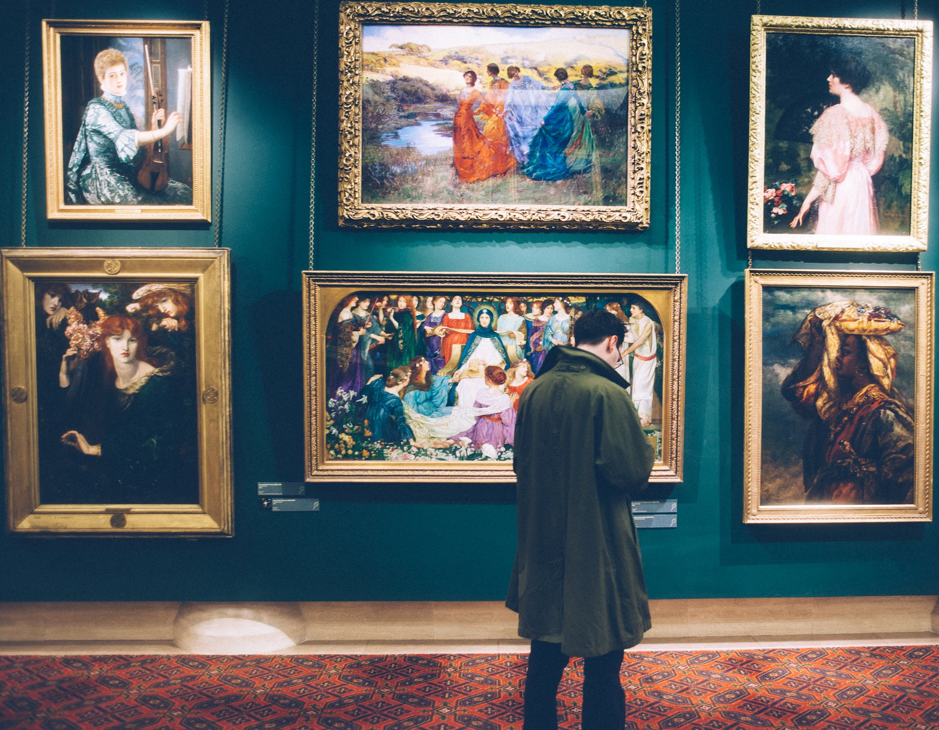 How to Get a Free and Complete Online Art History Education
