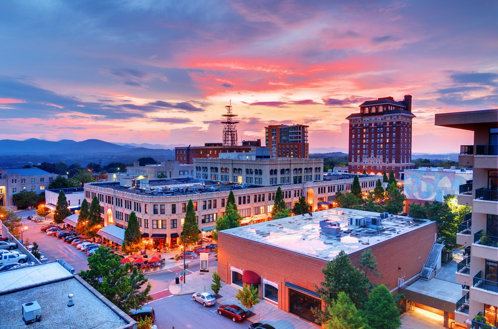 The Top 5 Attractions in Asheville, North Carolina